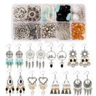 vintage earring sets accessories useful diy jewelry making kit earring beads jewelry making tools kit