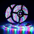Rgb Led Tape Lights Led Led Tape Light 2 Roll X 16Ft RGB 3528 LED Tape Lights Color Changing LED Strip Lights With Remote