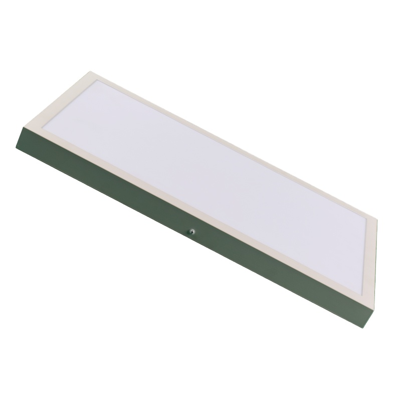 ETL listed factory price ultra thin aluminium panel light frame