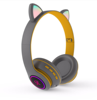 Yellow cat ear