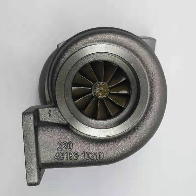 6D24T engine turbo charger ME158162 ME150485 HD1250 turbo