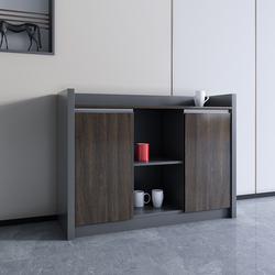 Modern Wood Big Storage Sideboard Tea Cabinet