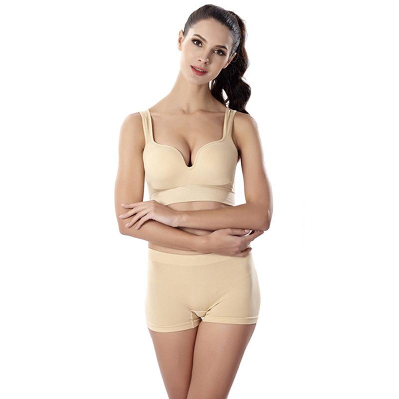 Ladies Brief Lingerie Panties Bra Set Woman Underwear Women Sexy Bra Set