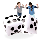 Pvc Garden Beach Children's Inflatable Giant Toys Game Dice Large Trade