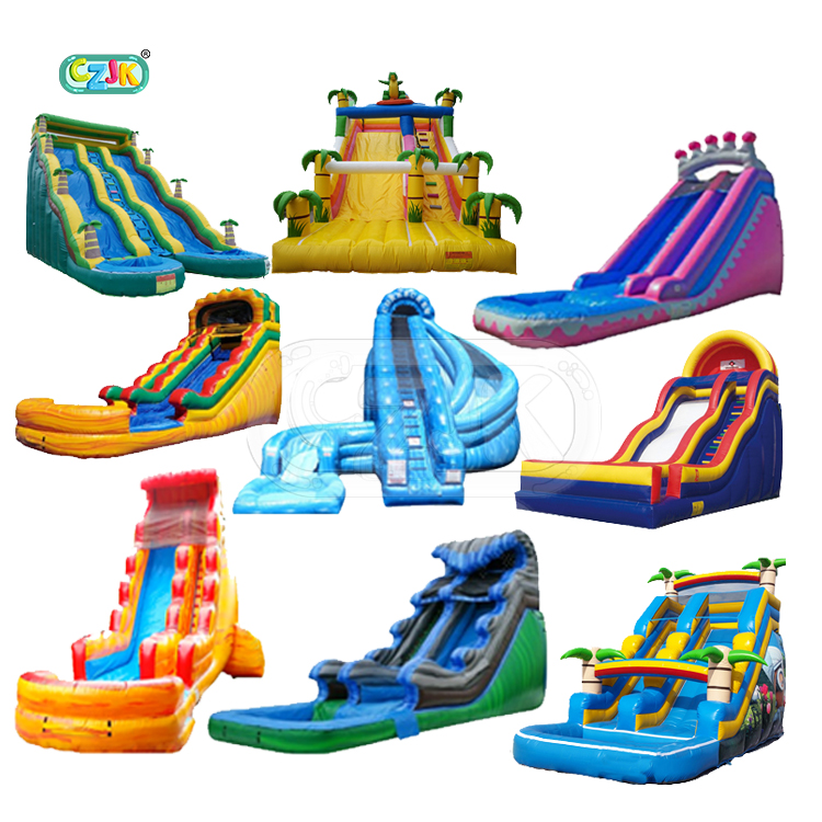 cheap bounce house bouncer bouncy jump castle inflatable water slide