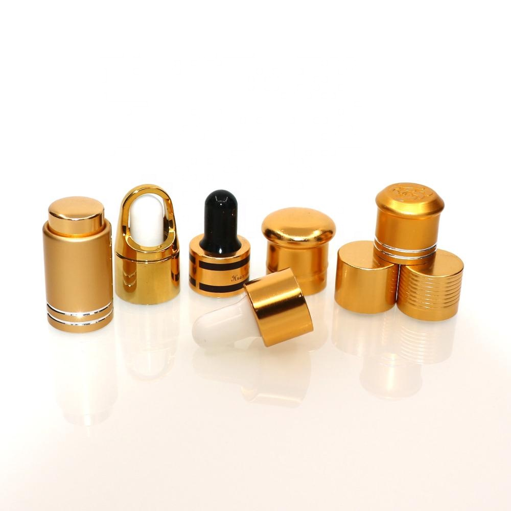 18/415 Custom perfume spray pump press bottle cap