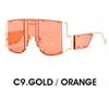 800 C9 Gold / Orange