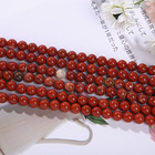 Gemstone Beads Natural Gemstone Red Jasper Round Loose Beads For Jewelry Making Diy Bracelet Accessories