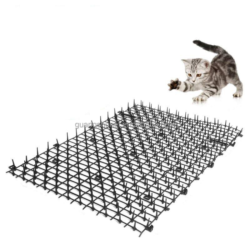 plastics spikes for acupressure mat carpet matting with spike