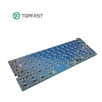 Ex factory price dz60rgb-ansi v2 mechanical keyboard pcb for pcb assembly electronic