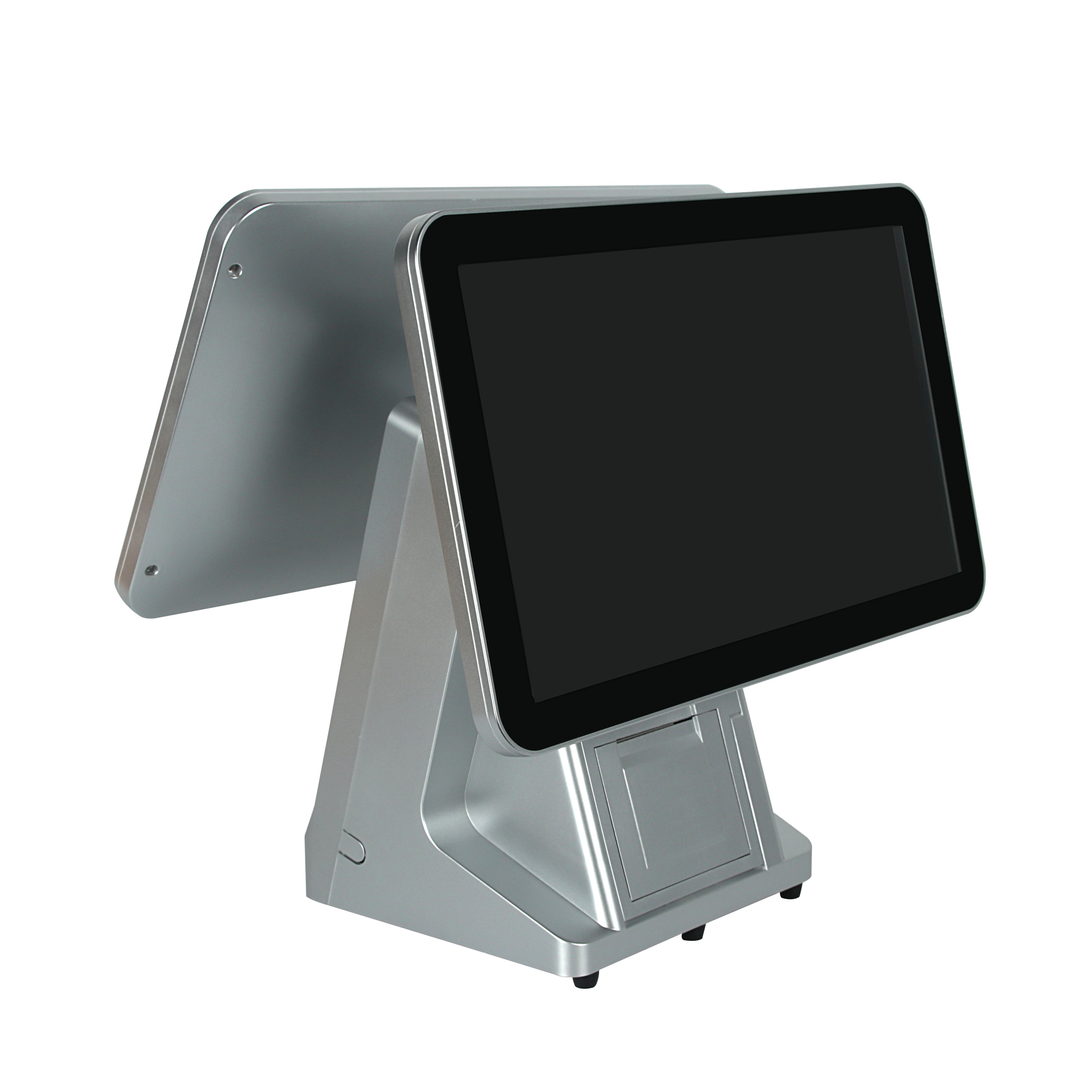 Кассовый аппарат с сенсорным экраном диаметром 15 дюймов и принтером 58 мм