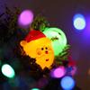 Colorful Santa Claus