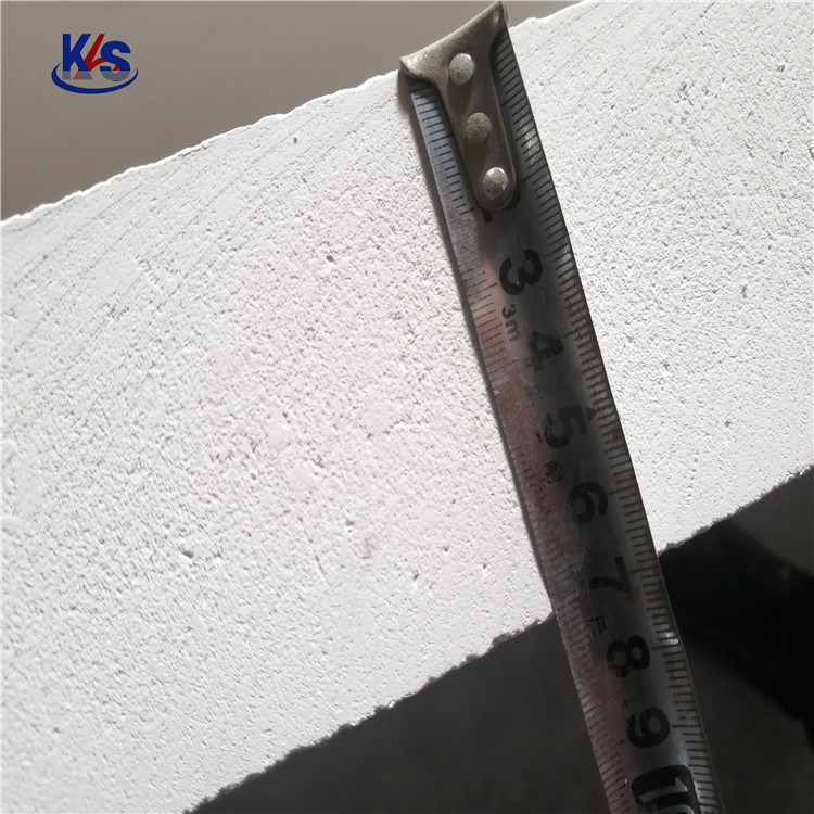 1000C high density calcium silicate plate boiler insulation material