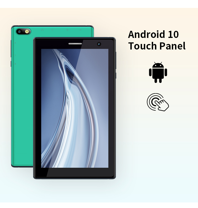 China Manufacturer 7  Inch  1024*600 IPS Screen   SC7731 Quad Core Android 3G Phone Calling Tablet PC