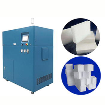 Industrial Easy Operation Low Fog Making Machines Prices CO2 Dry Ice Maker