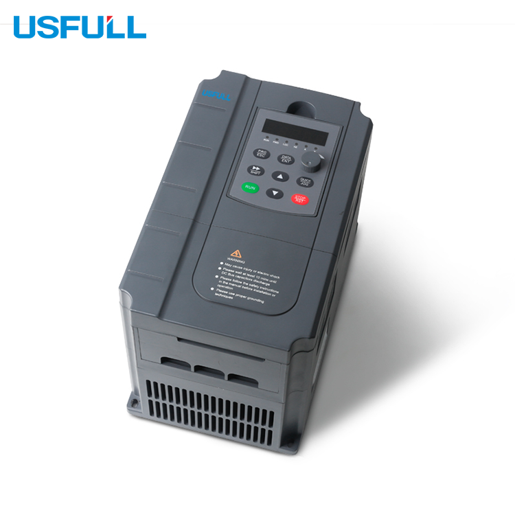 15kw 3- phase 50hz to 60hz frequency inverter vfd motor control 5.5kw torque speed drive 380v 3ph 7.5kw ac drive
