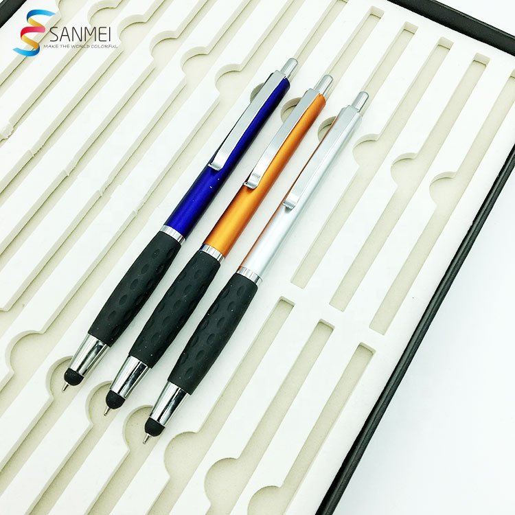 Гладкий promosyon stylo lapiz optico stylus_pen