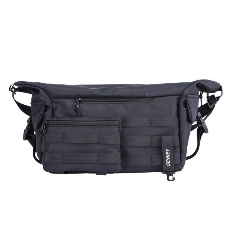 Популярные уличные сумки на плечо для мальчиков, женщин, девочек, мужчин, сумка через плечо, повседневные модные сумки-слинги, мессенджеры, 2021
