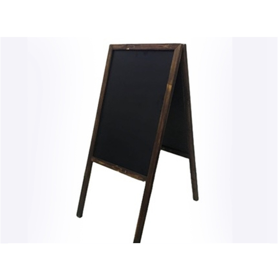 A Frame Sidewalk Chalkboard Sign With Rustic Advertising Chalkboard - Yola WhiteBoard | szyola.net