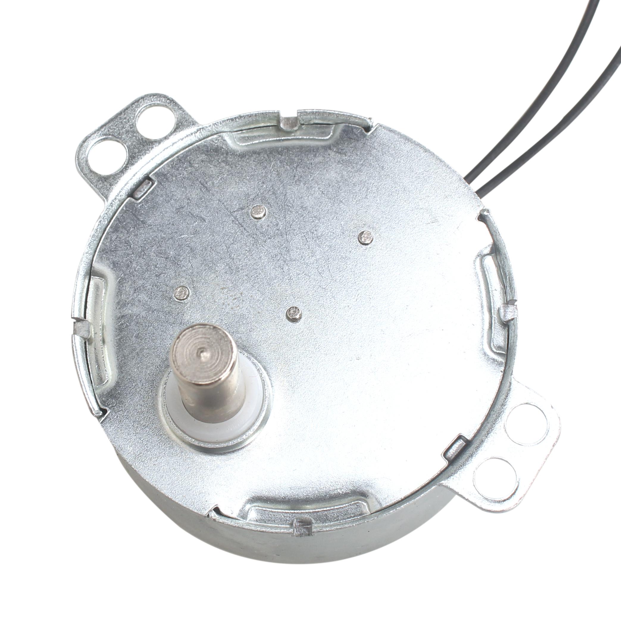 synchronous motor small electric fan motor high speed electric table fan parts table fan motor