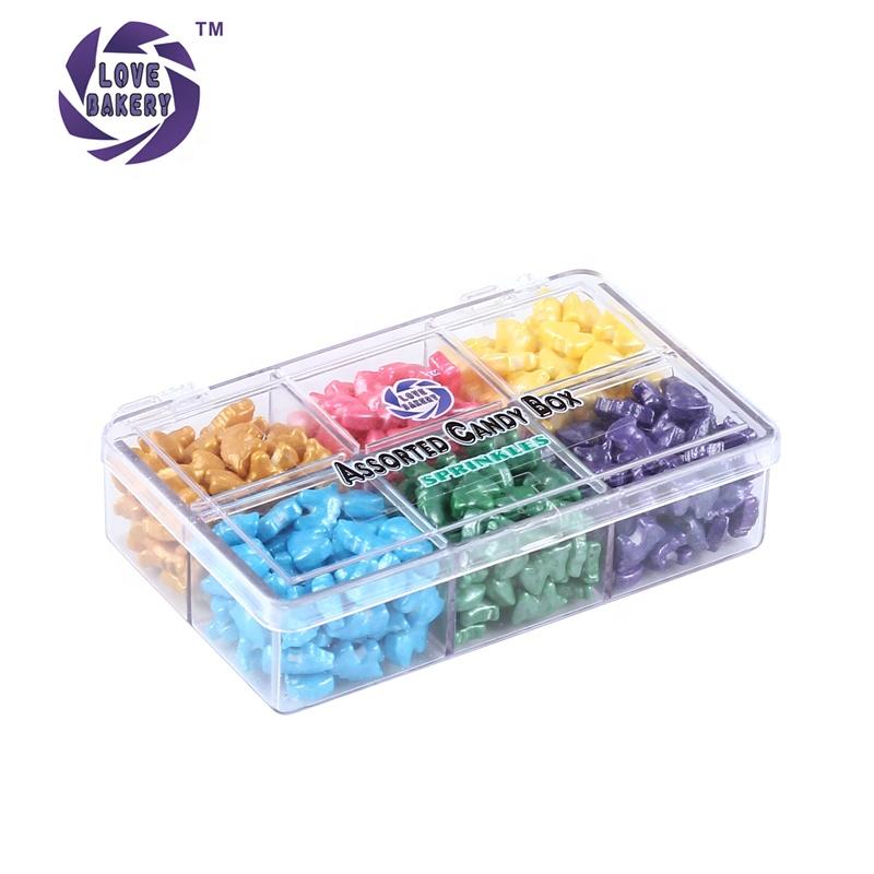 Любовь хлебобулочные конфеты в ассортименте красочный Единорог в форме пресса конфеты крашеные украшения для торта