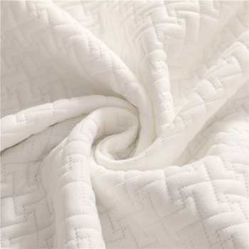 Hot Selling Good Quality Panel Medium Weight Ticking Cotton Mattress Fabric