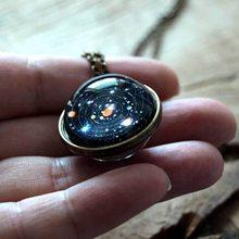 Персонализированный подарок на день рождения для подруги девушки солнечная система планеты брелок светящиеся свадебные подарки для госте...(Китай)