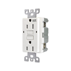 UL943 Standard China Supplies GFCI Outlets WR Receptacle