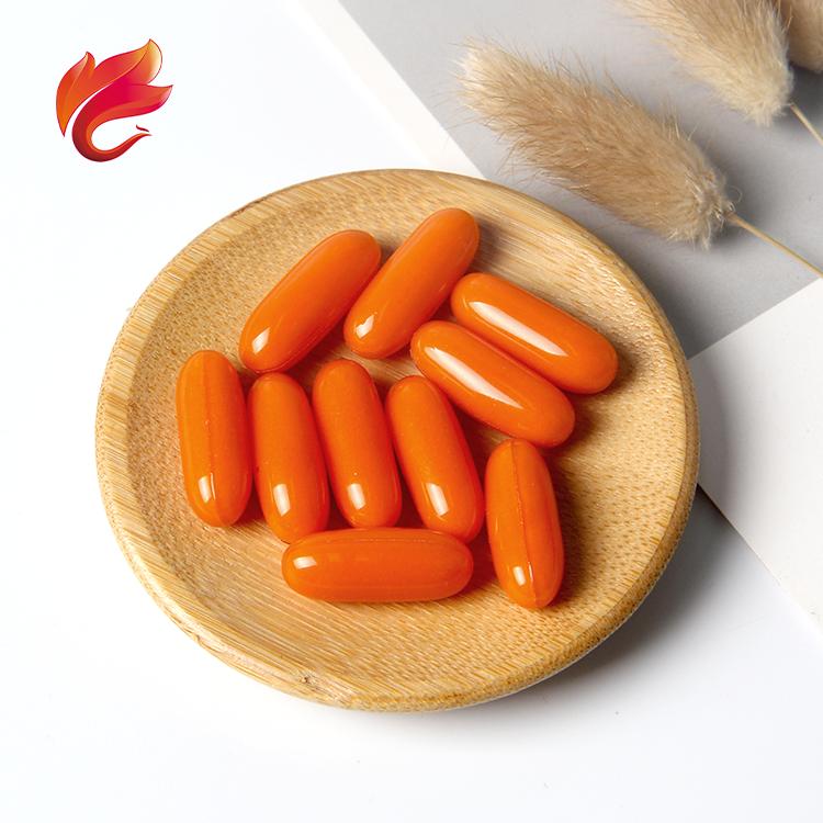 Натуральные бета-каротиновое масло капсулы, таблетки, софтгели, таблетки, дополнение-производитель, цена, OEM, Private Label