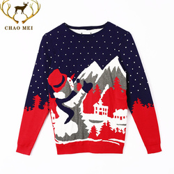 Wholesale Christmas High-quality Winter Ugly Pullovers Sweaters For Men