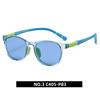 3. Transparent blue/ light blue C405-P83