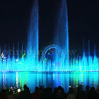 Show Water Show Kazakhstan Outdoor Large Water Features Fountain Dynamic Dancing Fontan Show With Laser Fire