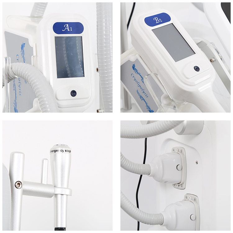 Beauty Therapy Weight Loss Body Care Slimming Machine Vacuum Cryolipolysis Equipment