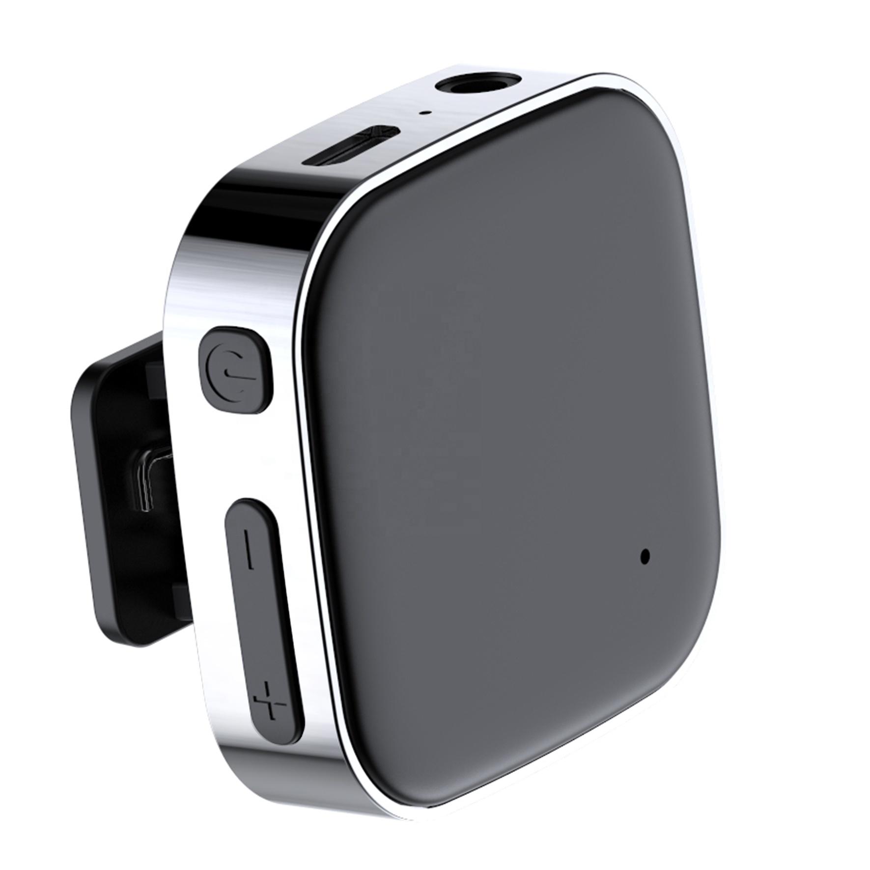 J21 V5.0 Двухканальный аудио музыкальный 3,5 мм приемник беспроводной для автомобиля/проводные наушники гарнитура/домашний стерео плеер Громкая связь звонки