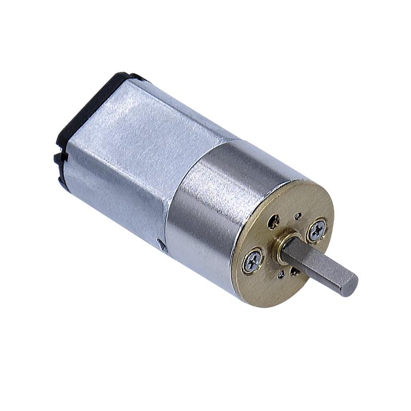 16 мм коробка передач 5 в электрический двигатель постоянного тока для электрического замка