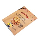 Walnuts packing bag Cashews packaging bags dry food Peanuts food bag nut pouch