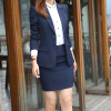 Black(Blazer+Skirt)