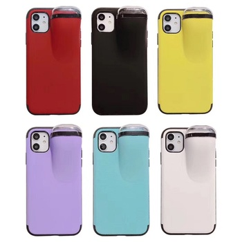 New for iPhone 11 Case Luxury Shockproof,Cover for iPhone Case with Airpod Holder, for case iphone X XS Max cover for Phone case