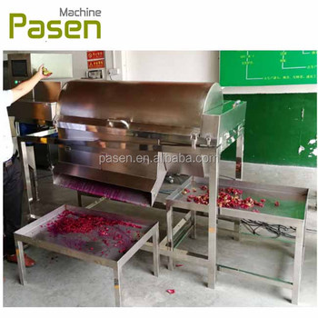Tuna fruit seeds separator , Prickly pear seeds , cactus extracting machine