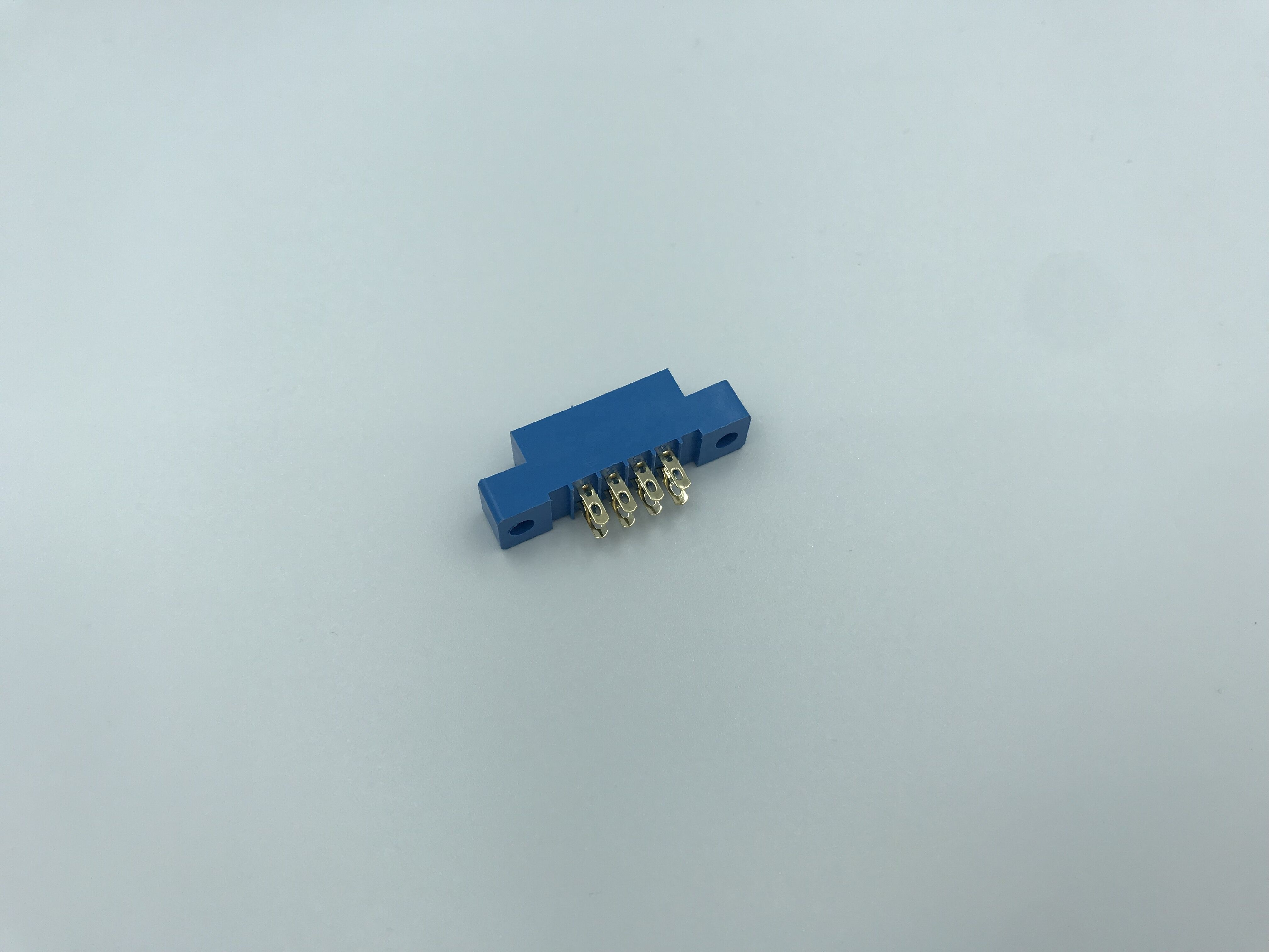 3.96mm Edge card connector solder type