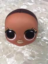 Лысый голова без волос мода сестра кукла голова игрушка luls девочка DIY кукла игрушка часть девушка мода Сделай Сам туалетный игрушки головы 10...(Китай)