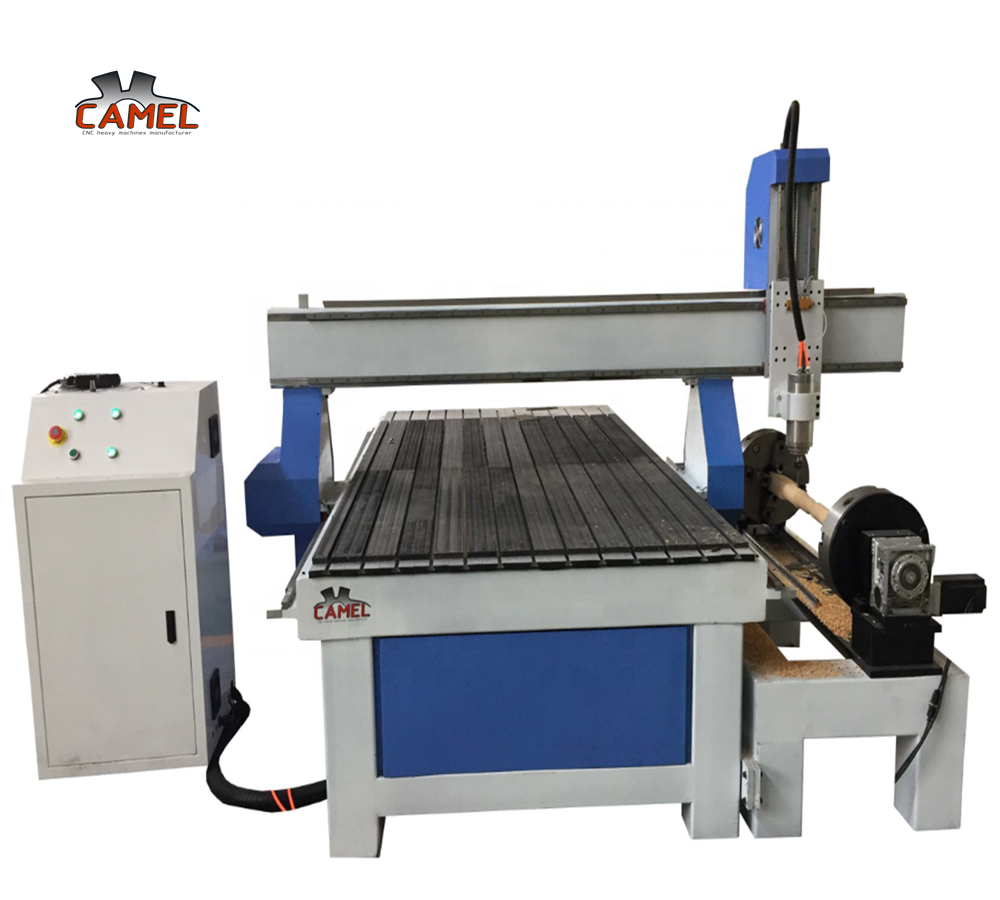 CA-1325 Jinan Supplier Low Cost !! Wood Engraving Machine Rotary 1325 Router 4 Axis Cnc with DSP Control