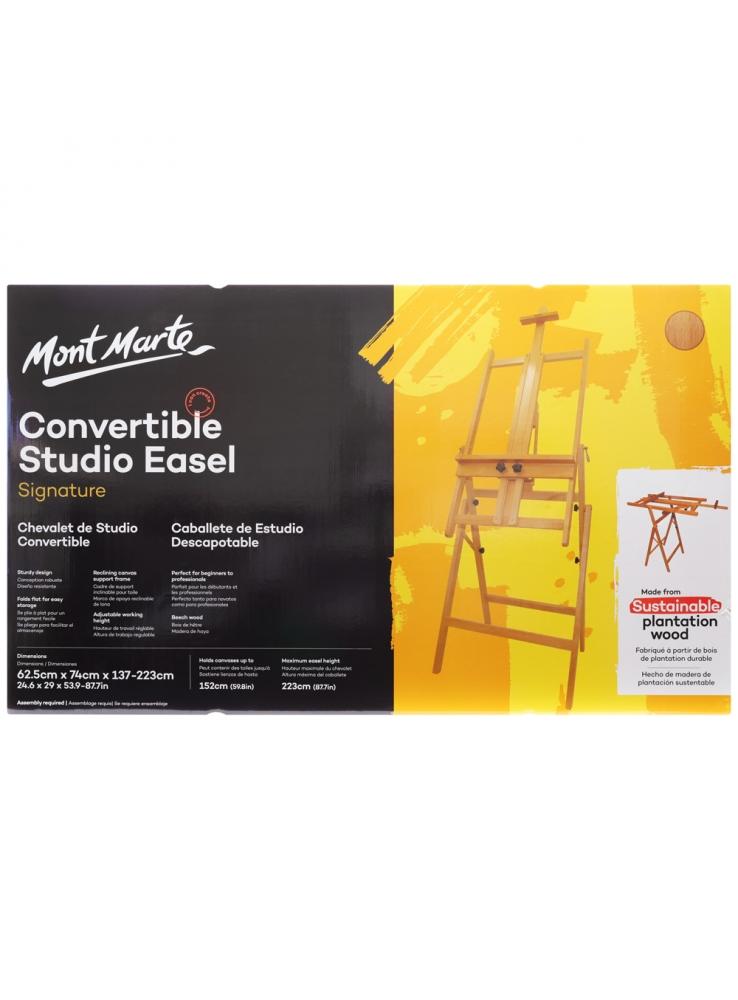 Mont Marte Convertible Studio Easel
