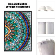 HUACAN алмазная вышивка распродажа дневник картины стразами алмазная живопись хобби сова(Китай)