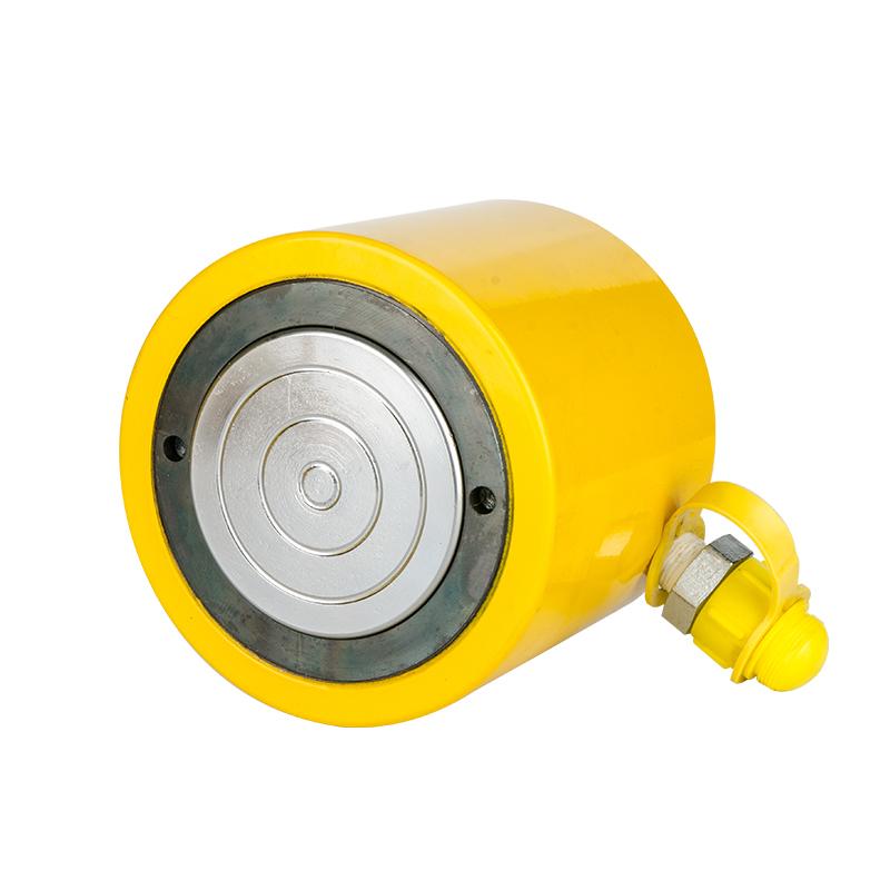 Lifting Single Acting Solid Ram Short Jack RSC-5050 50Ton Hydraulic Cylinder Jack Stoke10-100T Other hydraulic tools