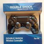 Game Controller Wireless Custom Double Shock Wireless Game Controller For Sony Ps4 Playstation 4 Game Console