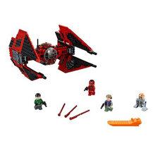 Новинка 10901, галстук-истребитель, Звездный разрушитель, черный Ace TIE Interceptor X-wing Block Bricks Toys Lepining, совместимые с Звездными войнами(China)