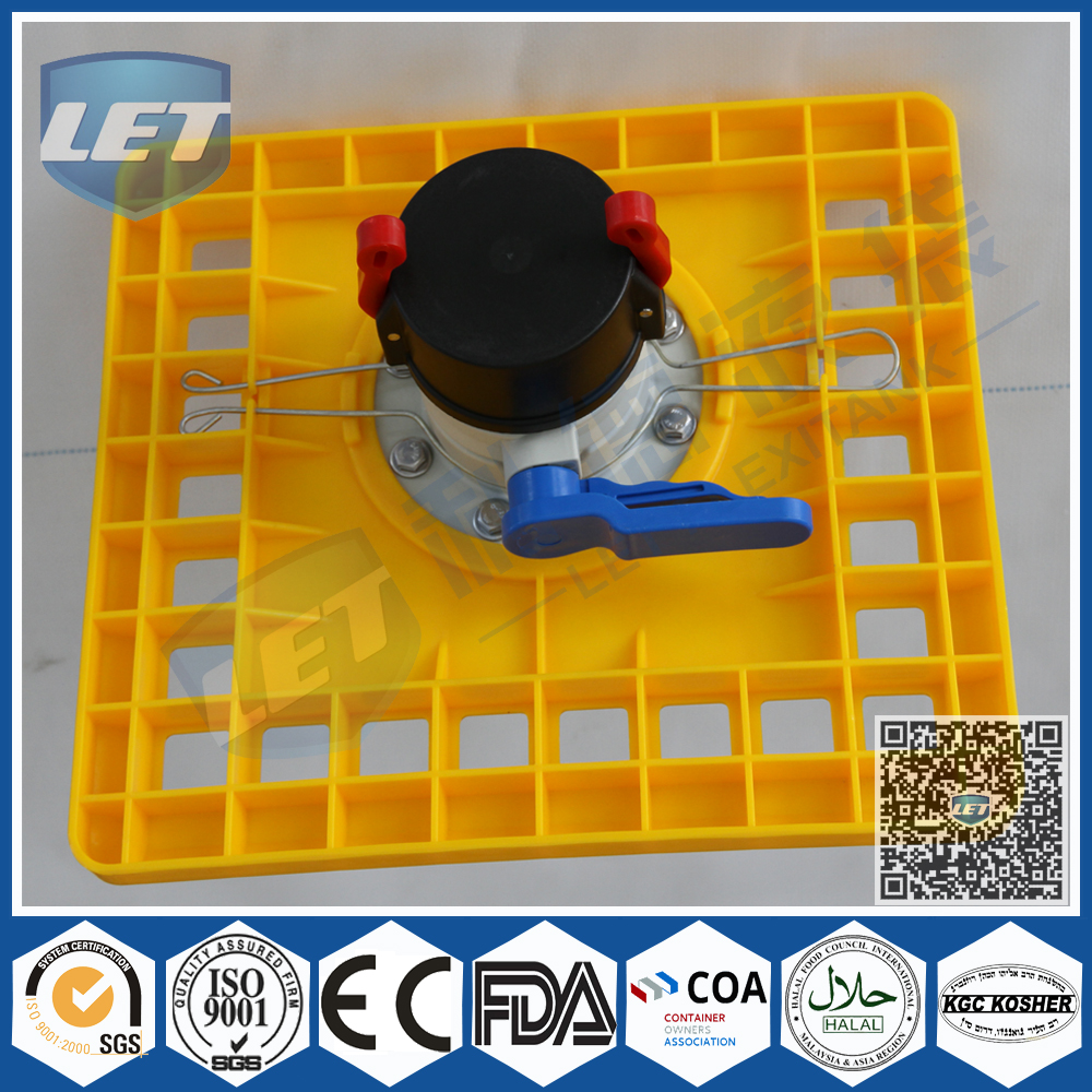 food-grade pp woven flexitank for lubricant transport