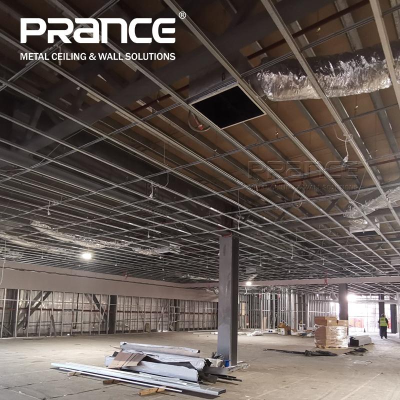 Высококачественный оцинкованный стальной основной канал для подвесного потолка