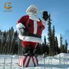 Santa Claus escultura